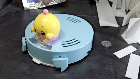 ロボット掃除機10