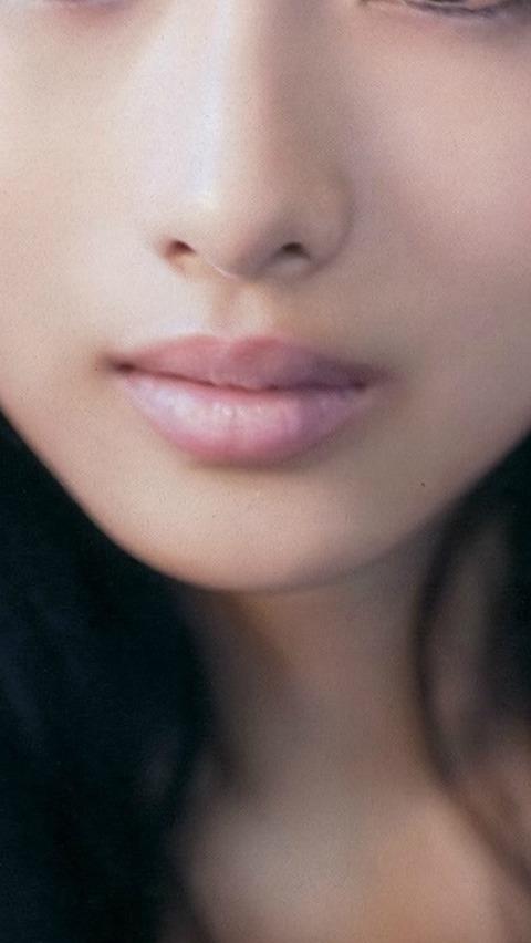 【参考画像】石原さとみって唇がダメだよな