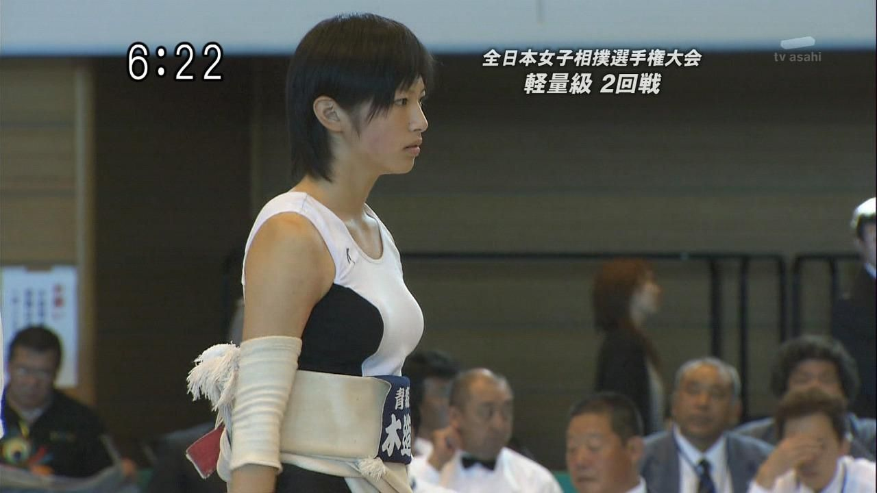 【速報】女子高生相撲ガール・野崎舞夏星(16)が可愛すぎると話題に (画像あり)コメントコメントする