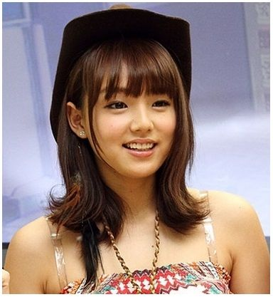 グラビアアイドル・篠崎愛が堂々宣言「AKB48はウザイ」