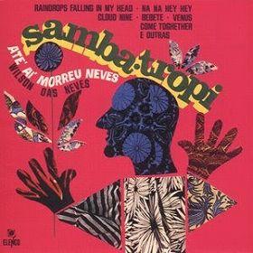 wilson das neves 1970 samba tropi [elenco ME 58] Az