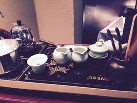 赤坂璃宮・お茶1