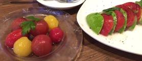 ガッティさん定番の野菜