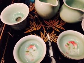 赤坂璃宮・お茶2