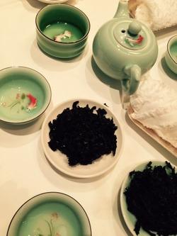 赤坂璃宮・お茶ー3