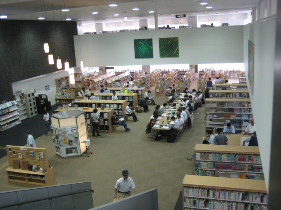 区 図書館 板橋 中央