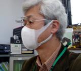 めがねマスク