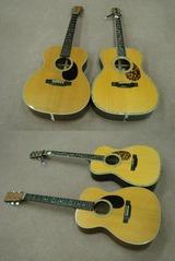 二つのギター0
