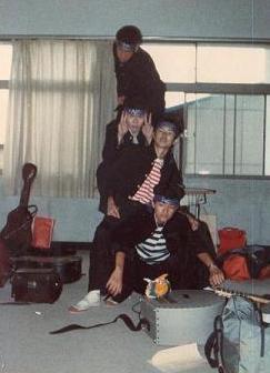 三丁目バンド