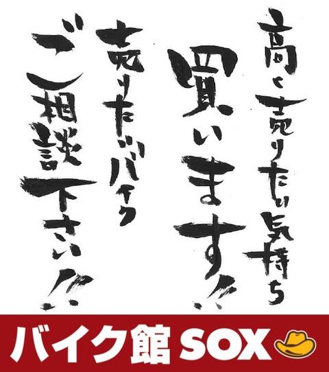 SOX買取