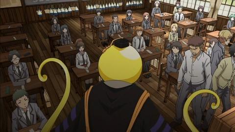 暗殺教室1-09