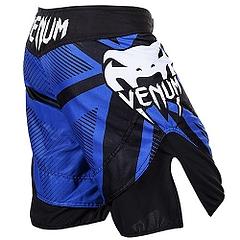 Fightshort Venum  Dan Hardy Outlaw Blue4