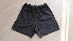 BLACK SAINT fightshorts 1
