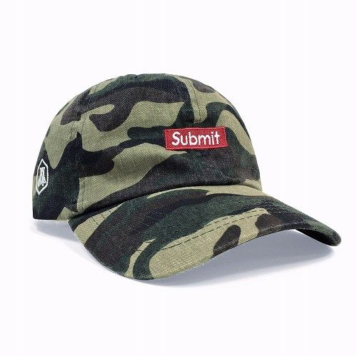 Submit Camo Dad Hat 1