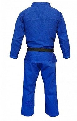 Elemental BJJ Gi Blue 2