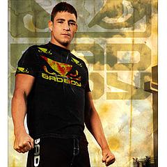 Bad Boy Tシャツ ディエゴ・サンチェス UFCモデル