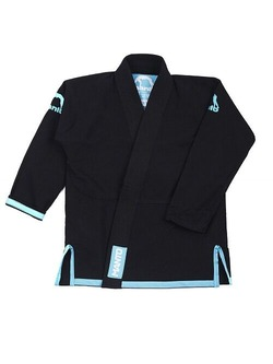 Junior 20 Youth BJJ Gi black 1