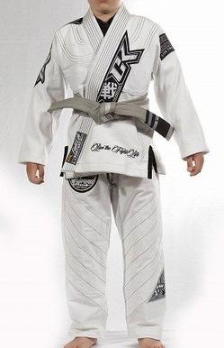 Kids Jiu Jitsu Gi Discipline White 1