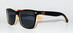 The Jits Player's Bamboo Sunglasses 1