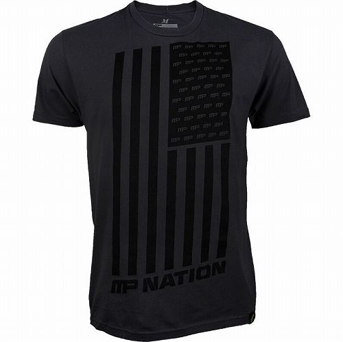 Nation Shirt Gray1