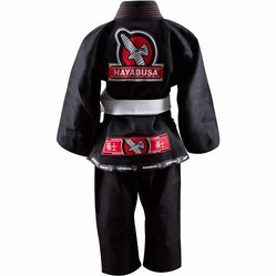Yuushi Youth Jiu Jitsu Gi black 3a