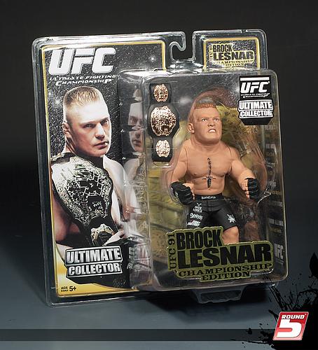 UFCフィギュア ブロック・レスナー