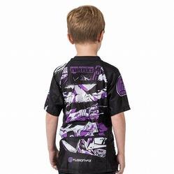 Teenage Mutant Ninja Turtles Shredder Rash kids 2