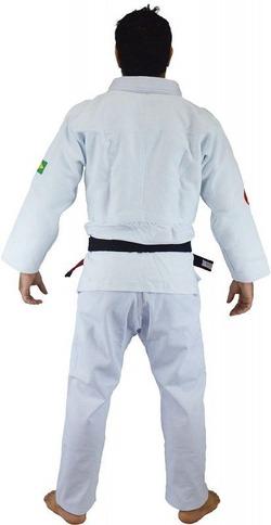 Kimono Judo Branco 3
