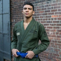 PACIFIC RIM KIDS GI green 1