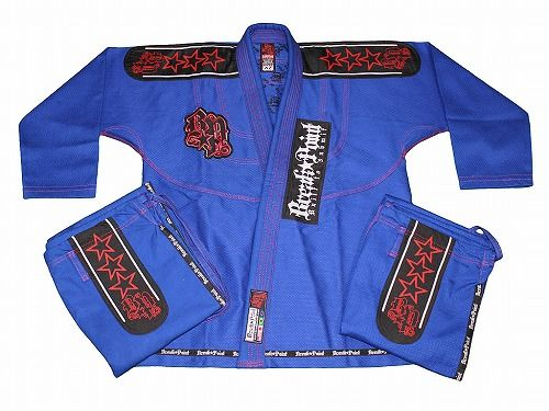 GI Light Weight Deluxe 2013 2014 Blue3