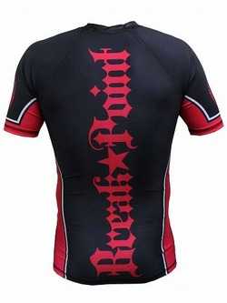 Elite Rash Guard Pink 3