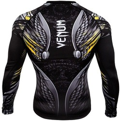 Viking 20 Rashguard Long Sleeves BlackYellow 4