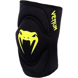 Kontact Gel Knee Pads black neoyellow1