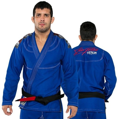 0 BJJ GI - ROYAL BLUE 1