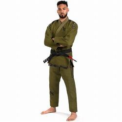 Lightweight Jiu Jitsu Gi green 2