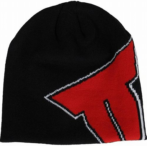 Throwdown Stand Tall Beanie Bk1
