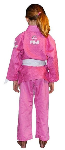 All Around Kids BJJ Gi Pink 2