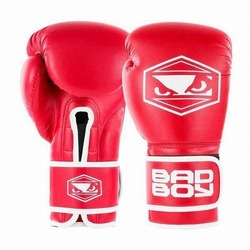 Strike Boxing Gloves red1