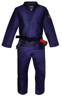 All Around BJJ Kids Gi Navy 1