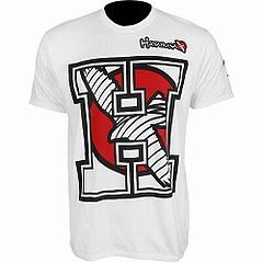 Hayabusa Tシャツ Team-H 白