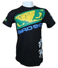 BAD BOY Tシャツ ショーグン UFC113 黒