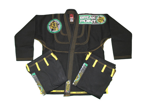 BTS Light Weight Deluxe Gi  Black 3