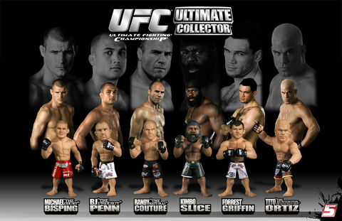 Round5 MMAコレクション フィギュア