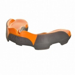 Predator Mouthguard - Orange Grey 1