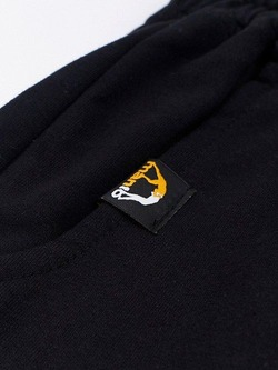 cotton shorts DEFEND black 3