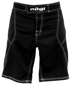 0 Fight Shorts - Black 2