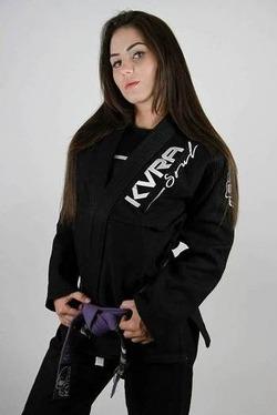 Feminino KVRA SOUL black 1