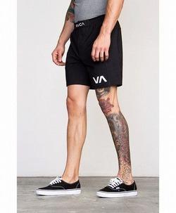 VA Sport Grappler Short black 2
