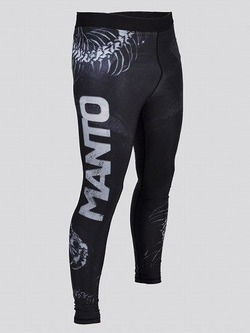 grappling tights SNAKE black 1