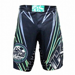 Shorts Jagged Green 4
